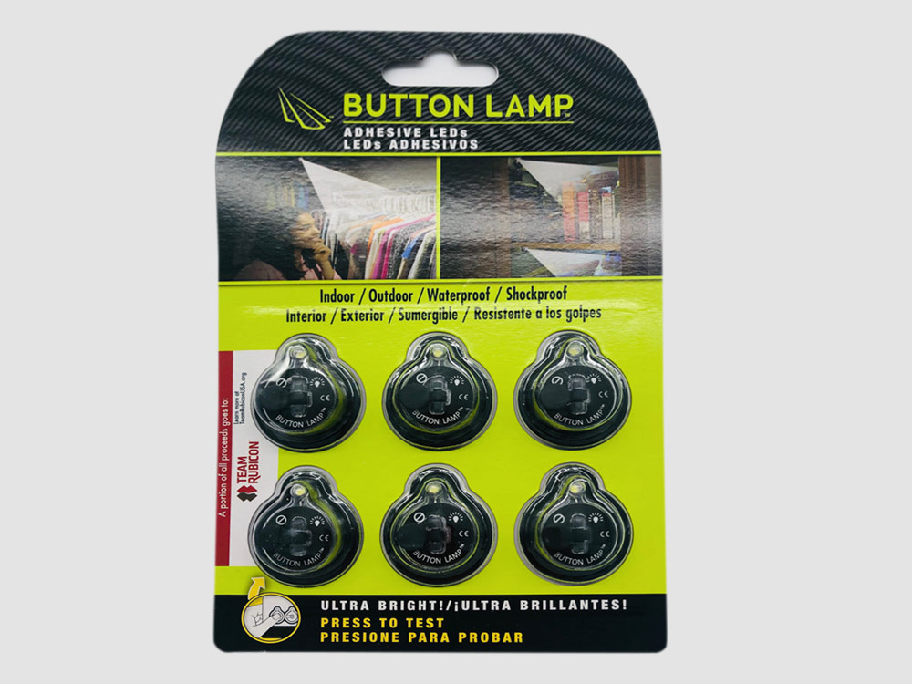 6 Pack LED Replacement Lights