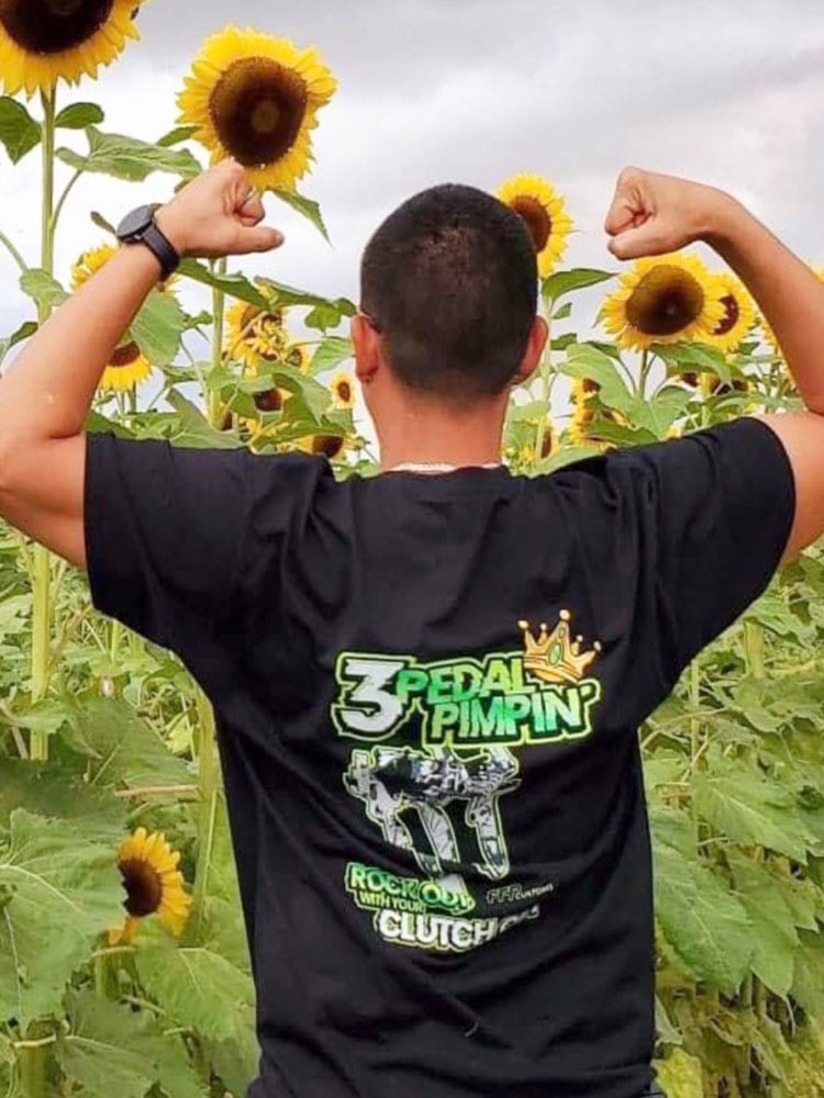 FFP Customs Rock Out with Your Clutch Out T-Shirt
