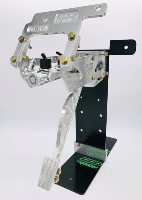 Pedal Assembly Brake Only 87-93 Mustang