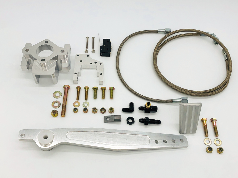 Pedal Assembly Clutch Parts
