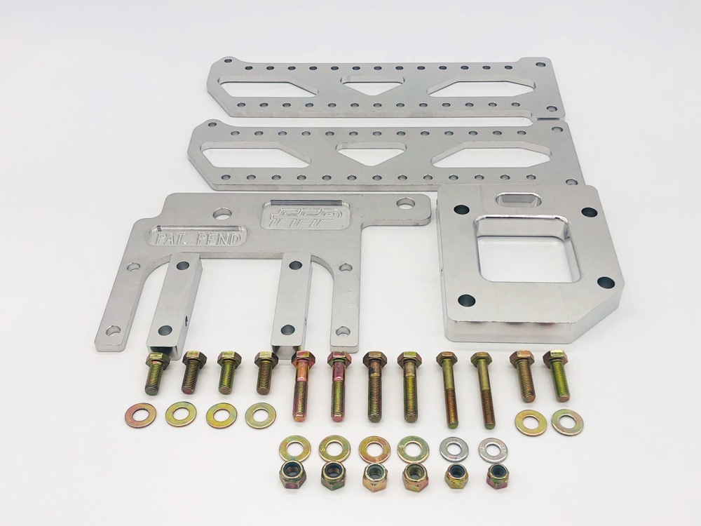 Pedal Assembly Main Parts
