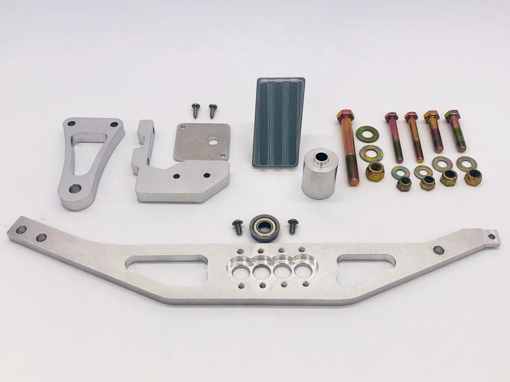 Pedal Assembly Throttle Parts
